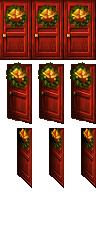 [VX/Ace] Recursos navideños Christmaspackage_door