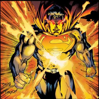Bons baisers du Kahndaq [Batman] Superman-8