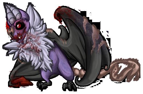 Katyusha the Shiny Nintales & Zephyr the Undead Swoobat (Stark, Sinnoh) Swoobatinfectedfinished_zps54a17892