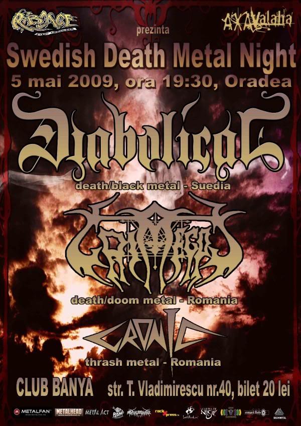 DIABOLICAL - EASTERN EXTINCTION 2009 Tour2