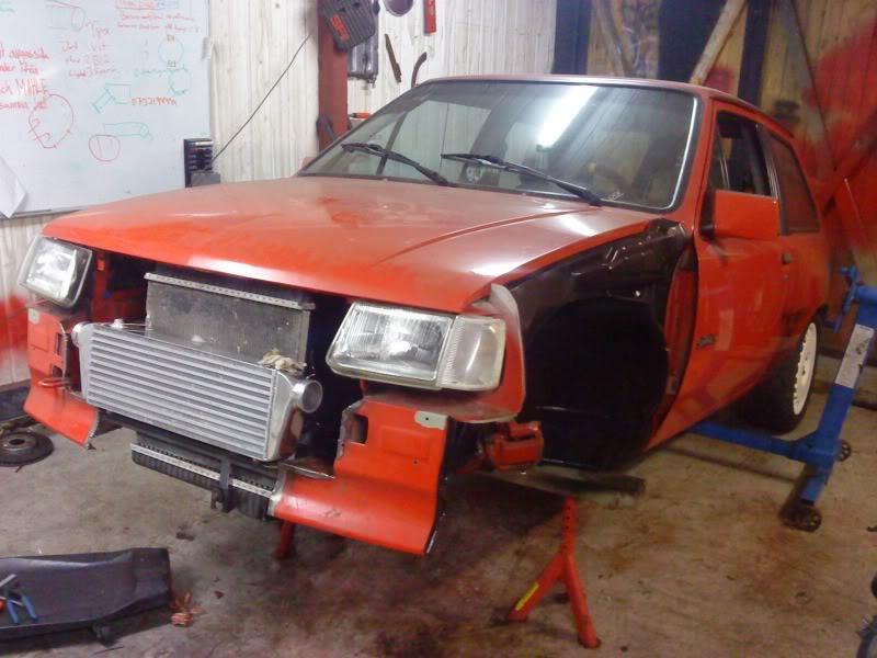 Mantel - Opel Corsa Turbo- Startad! - Sida 4 DSC00174