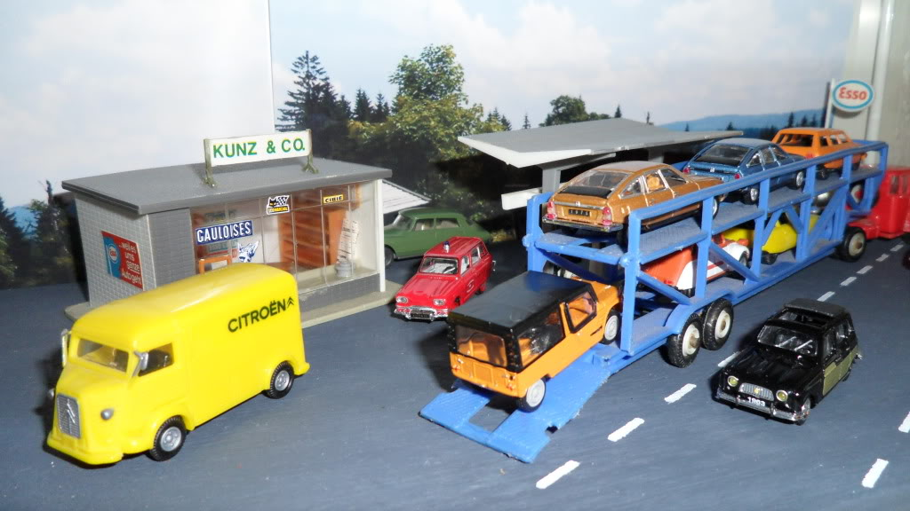 projet d'une Garage Citroen ech. 1/87 Otm2010047
