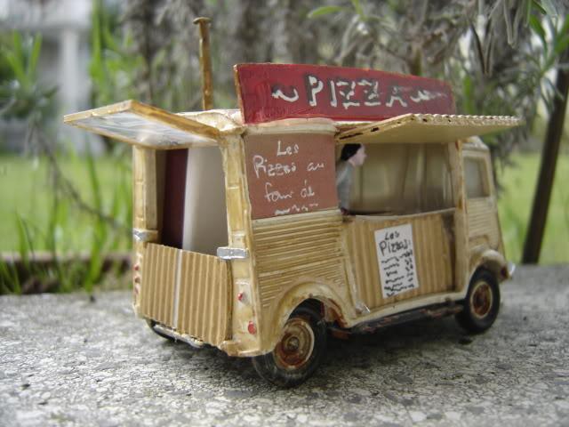 Citroen H Pizzas à emporter... Meinesammlung109