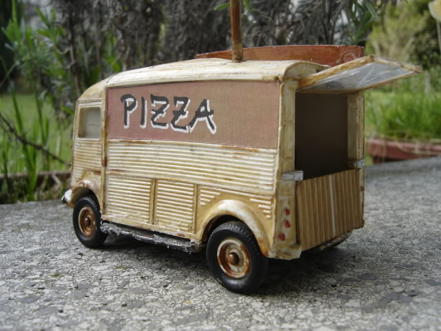 Citroen H Pizzas à emporter... Meinesammlung111