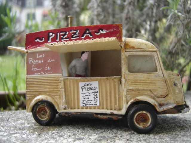 Citroen H Pizzas à emporter... Meinesammlung113-1