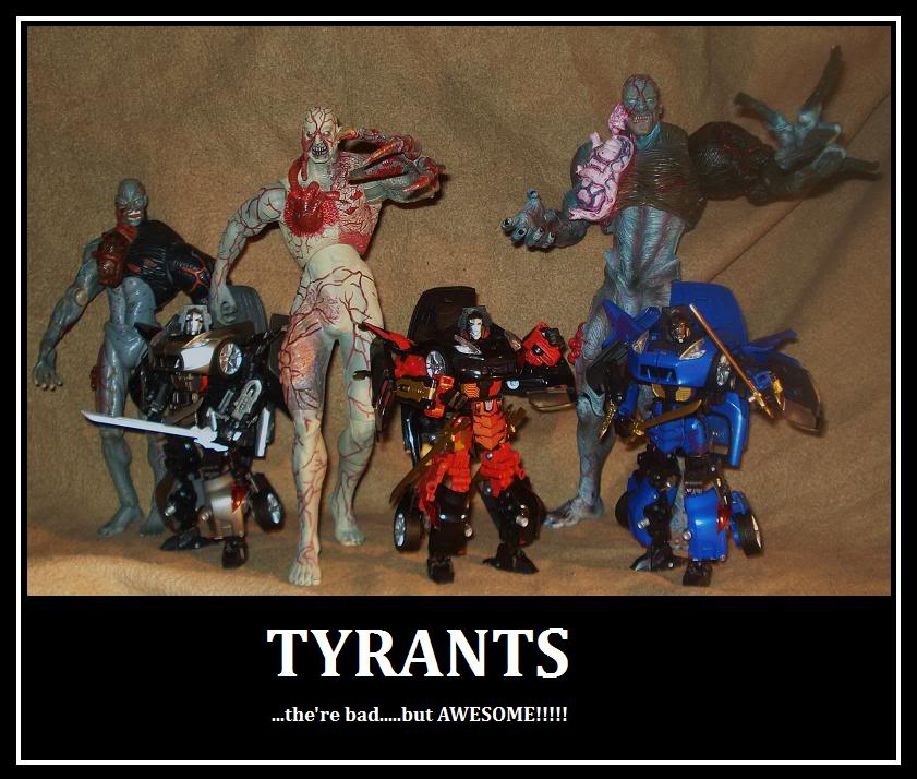 Show us your collection???? - Page 3 Tyrants