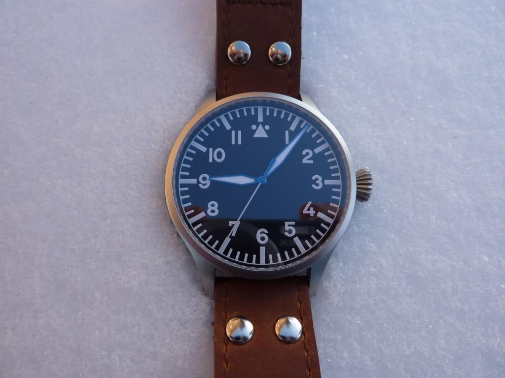 flieger - Archimède Flieger Pilot H P1020845