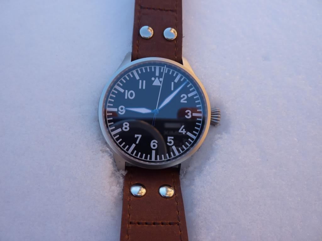 flieger - Archimède Flieger Pilot H P1020846