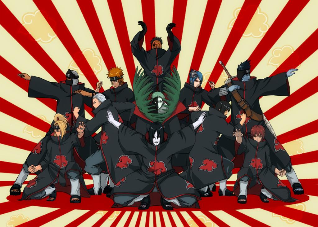 Organización Akatsuki Akatsuki15