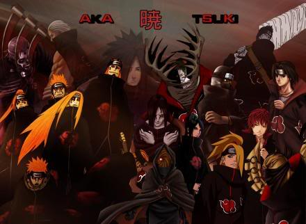 Organización Akatsuki Akatsuki7