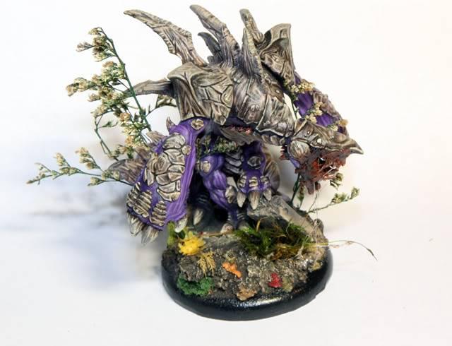 Arkh's Legion of Everblight Carnivean-small