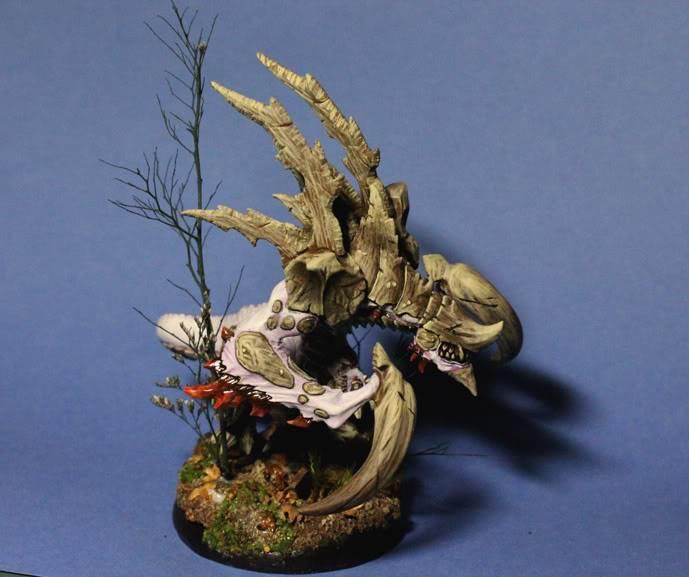 Arkh's Legion of Everblight Scythean1-small