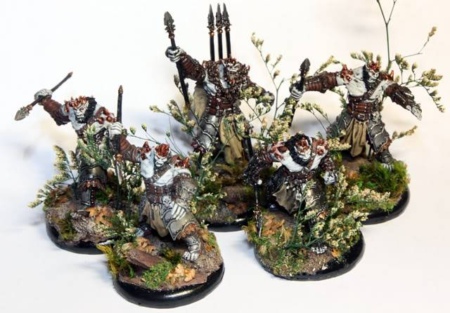 Arkh's Legion of Everblight Warspears-small