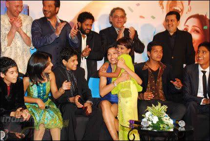 La première de Slumdog Millionaire à Mumbai Photo-2