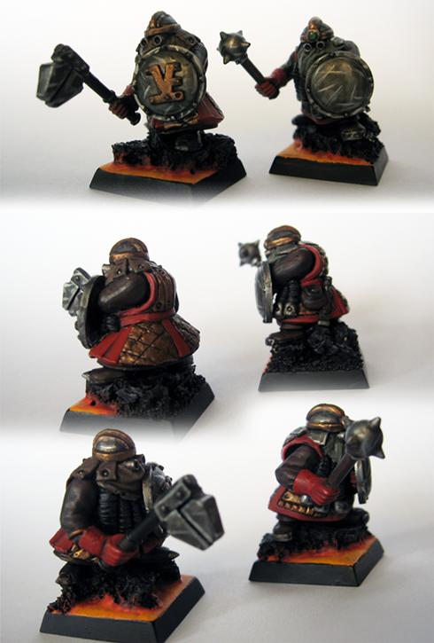 Pfreck's Black Dwarf warband CD_henchmen