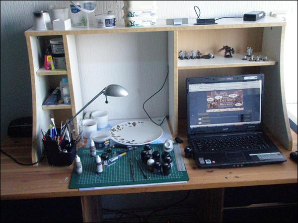 Post your workspace! Workspacepfr
