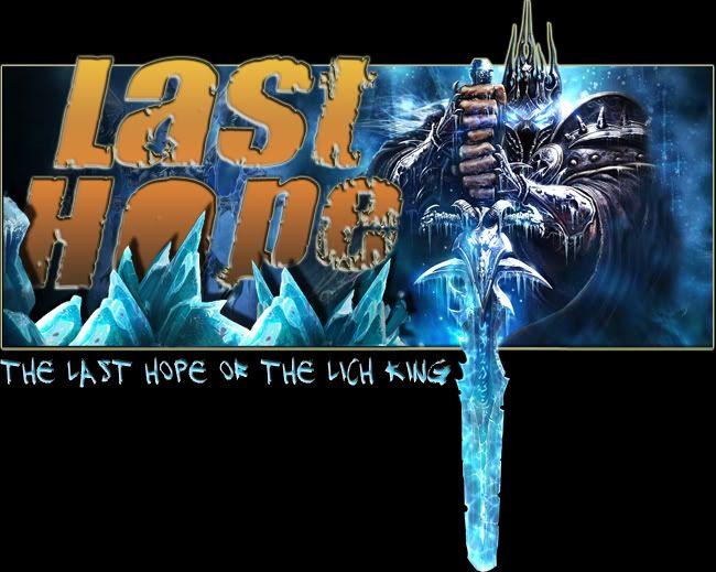 Imágenes de cabecera que ha tenido Last Hope(xa nostalgicos) Lasthopewotlk