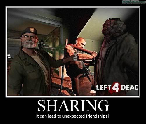 Left 4 Dead Left4DeadSharing