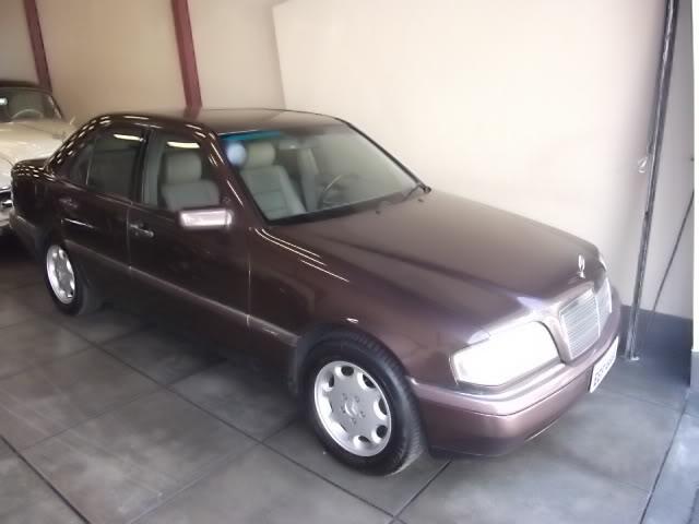 W202 C220 Elegance 1994 marrom, interior creme - R$ 38 mil - Página 3 0006