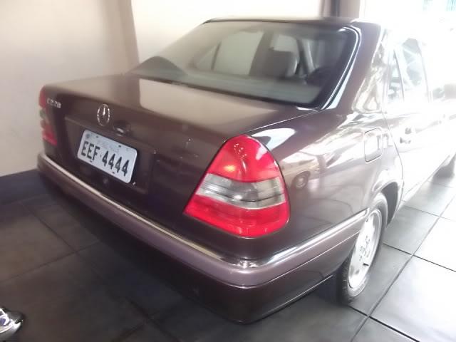 W202 C220 Elegance 1994 marrom, interior creme - R$ 38 mil - Página 3 0008
