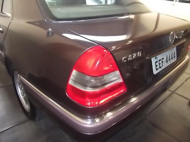 W202 C220 Elegance 1994 marrom, interior creme - R$ 38 mil - Página 3 0009