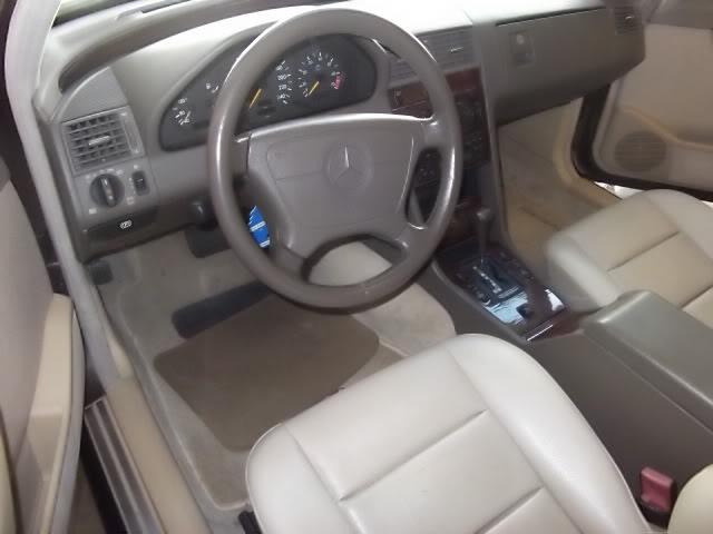 W202 C220 Elegance 1994 marrom, interior creme - R$ 38 mil - Página 3 0013