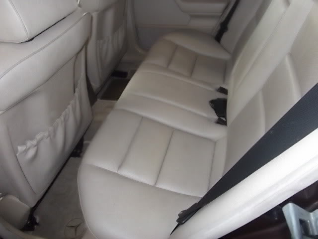 W202 C220 Elegance 1994 marrom, interior creme - R$ 38 mil - Página 3 0015