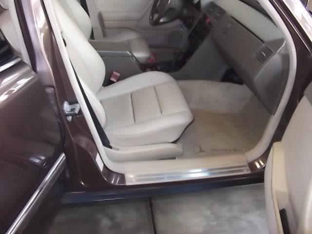 W202 C220 Elegance 1994 marrom, interior creme - R$ 38 mil - Página 3 0027