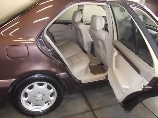 W202 C220 Elegance 1994 marrom, interior creme - R$ 38 mil - Página 3 0028