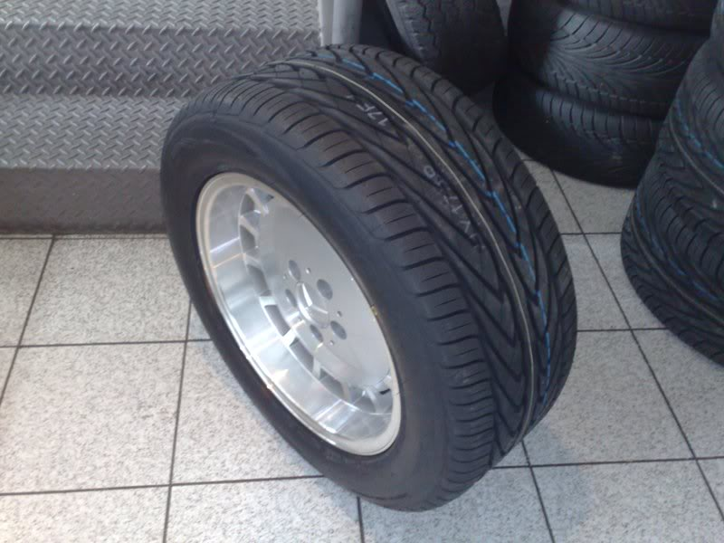 (C126): Ulysses V8 Benz - Minha ex-SEC, com as rodas Lorinser 14052008201