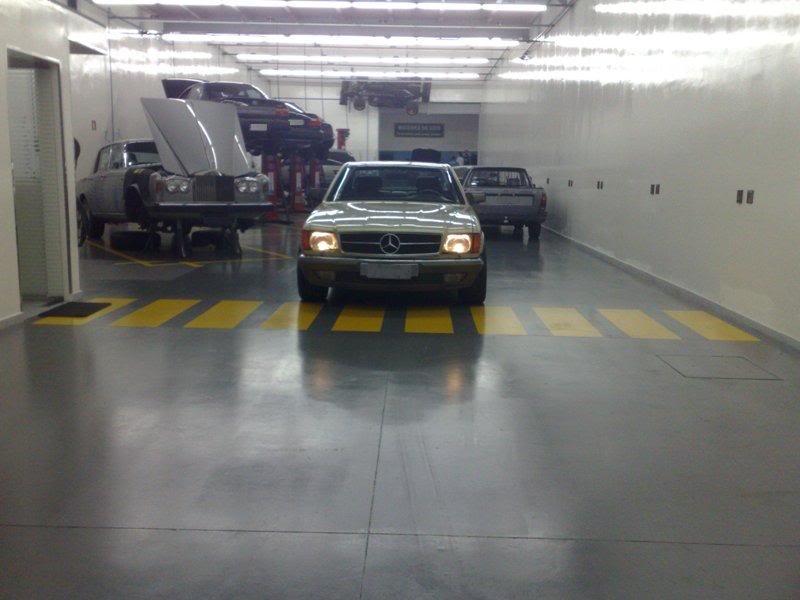 (C126): Ulysses V8 Benz - Minha ex-SEC, com as rodas Lorinser 14052008220
