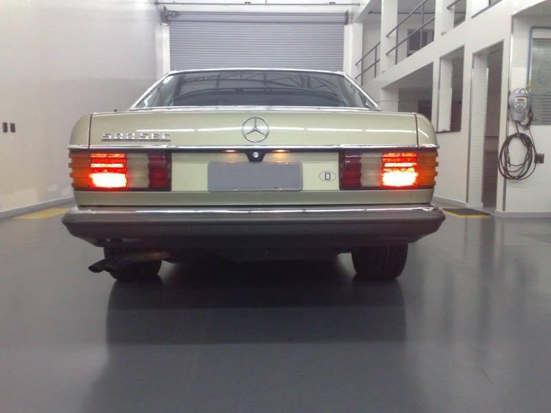 (C126): Ulysses V8 Benz - Minha ex-SEC, com as rodas Lorinser 14052008222