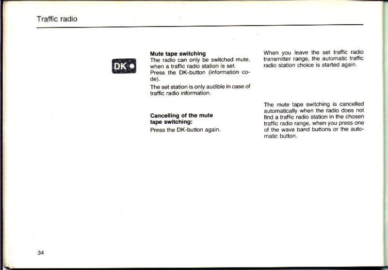 Garantia e assistência técnica rádio Becker 610 e antena elétrica Hirschmannn Manualbecker13
