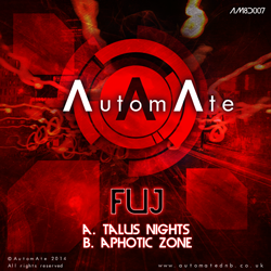 New single from Fuj - Out Today on AutomAte Deep! AM8D007-release-art-250px