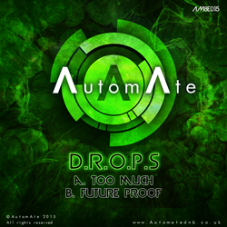 New from DROPS!  Out Now on AutomAte AM8E015-release-art-250px