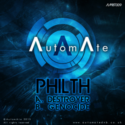New from Philth!  Out Today on AutomAte Tech AM8T009-release-art-250px