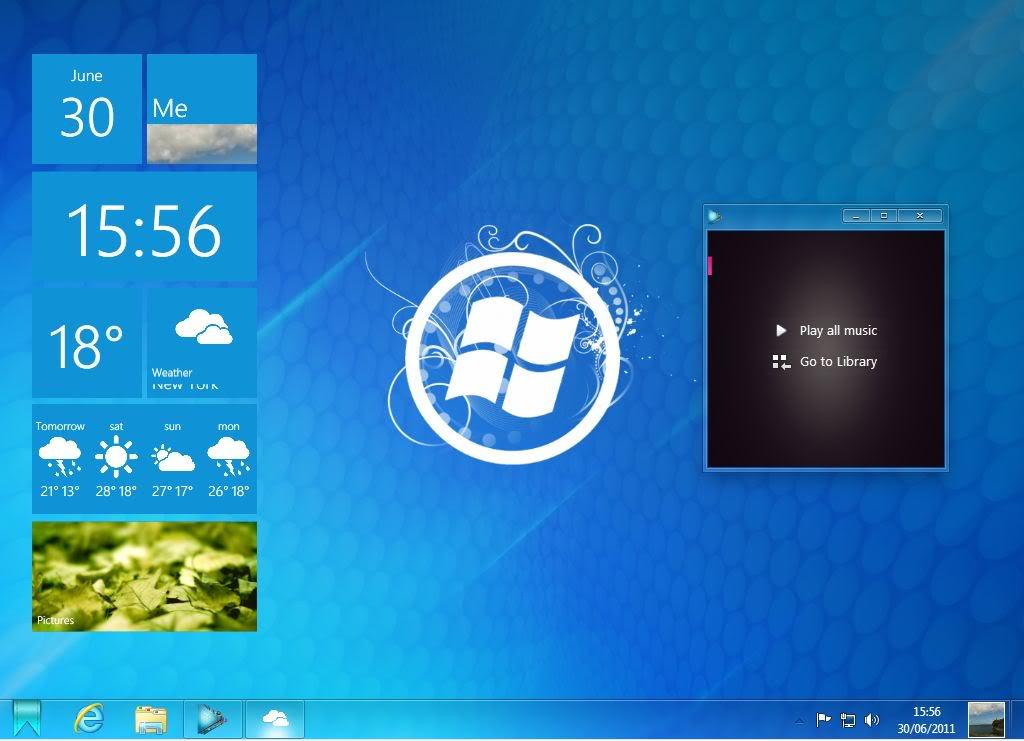 بانفراد نسخة الويندوز الجديدة Windows 8 Metro x64 نسخة ممتازة بمساحة 3.5 جيجا على عدة سيرفرات 12