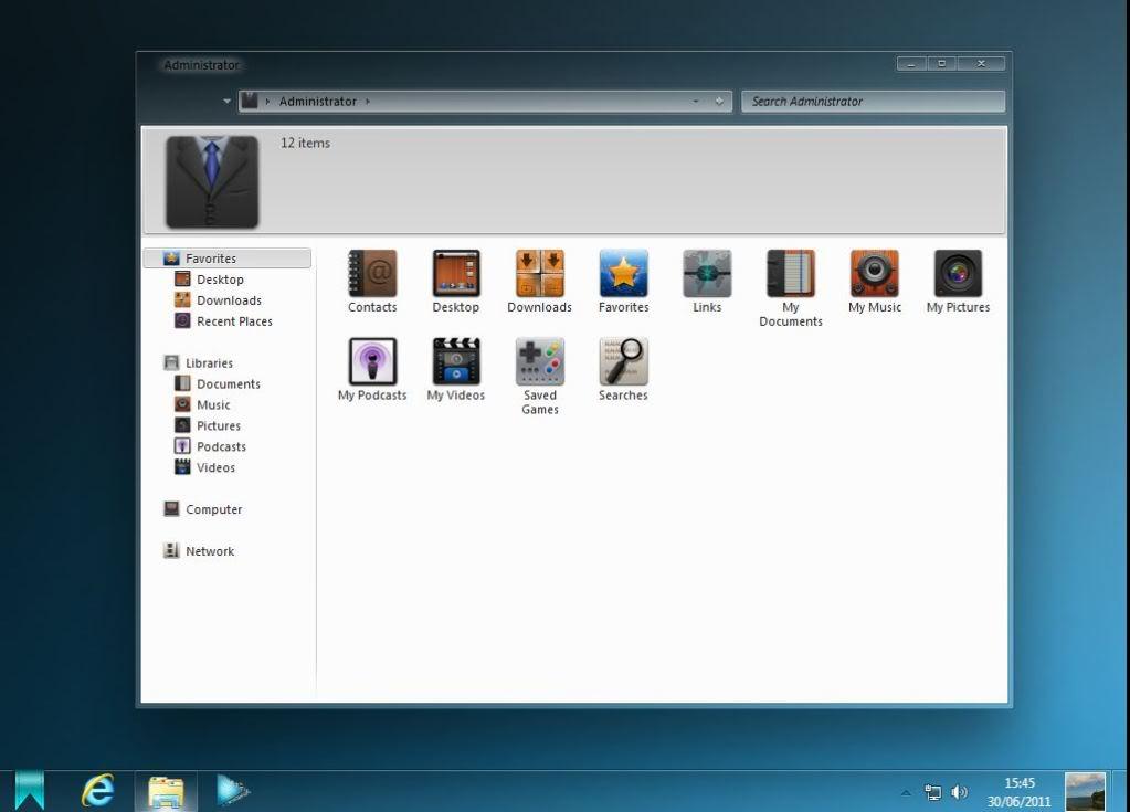بانفراد نسخة الويندوز الجديدة Windows 8 Metro x64 نسخة ممتازة بمساحة 3.5 جيجا على عدة سيرفرات 7