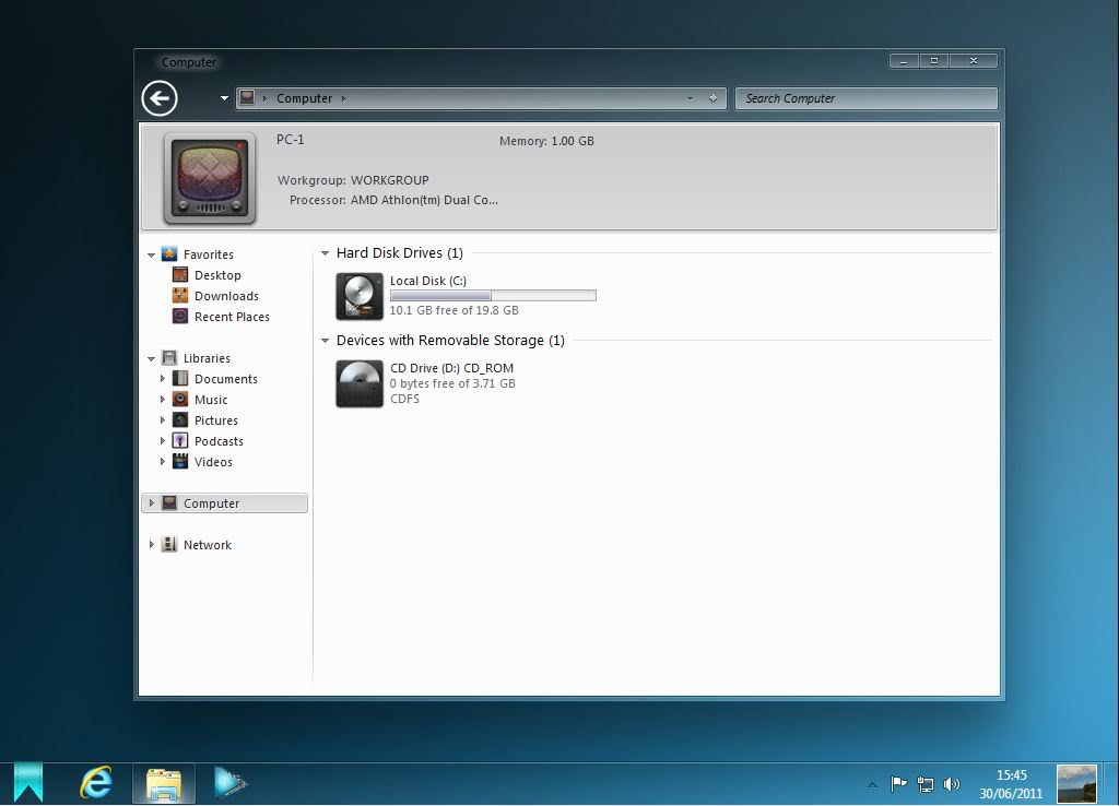 بانفراد نسخة الويندوز الجديدة Windows 8 Metro x64 نسخة ممتازة بمساحة 3.5 جيجا على عدة سيرفرات 8