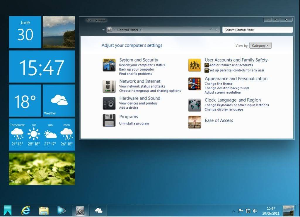 بانفراد نسخة الويندوز الجديدة Windows 8 Metro x64 نسخة ممتازة بمساحة 3.5 جيجا على عدة سيرفرات 9