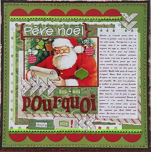 4 janv. *Père Noël dis-moi pourquoi* Dis-moipourquoi