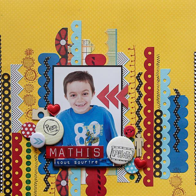 2 Nov: 14 pages d'octobre Mathistoutsourire