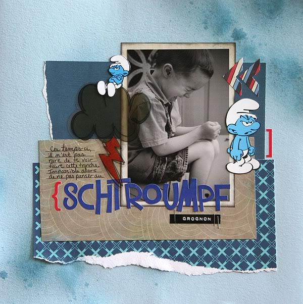 17 mai *3 nouvelles pages* SchtroumpfGrognon