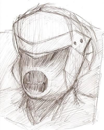 My PSO doodles Uo