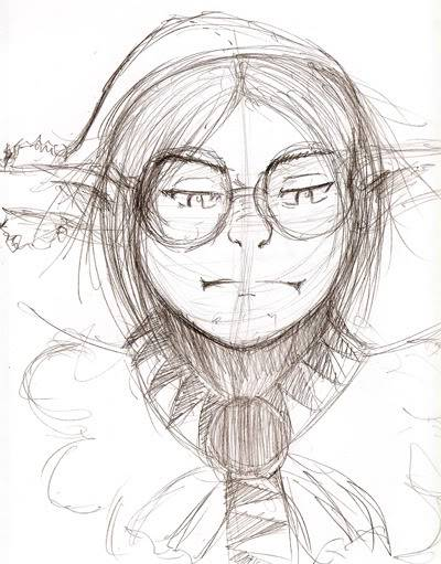 My PSO doodles Alwaz