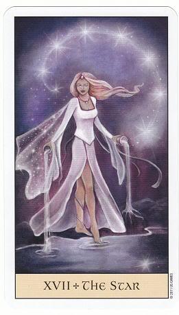 Birthday One Card Reading for Chrisdee - Birthday 16 MAR 12 17TheStar-CrystalVisionsTarot_0002