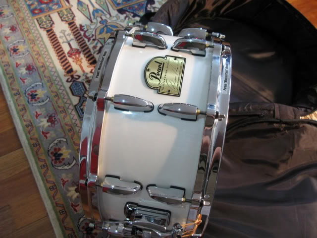 My Dennis Chambers Signature Snare IMG_2810-1