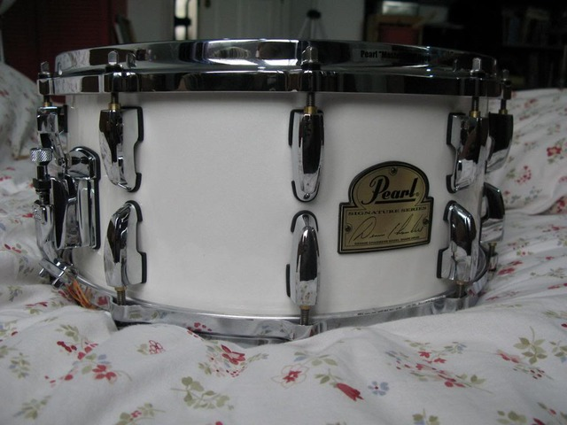 My Dennis Chambers Signature Snare IMG_2831