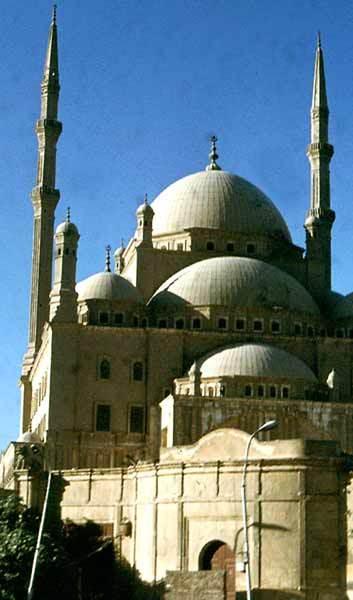 Relics of the Crusade- Terrain 02_Minarets_Cairo_Dec_76