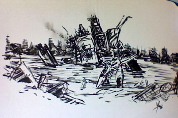 Nos coups de crayon, dessins et autres gribouillis... CrashSDF1